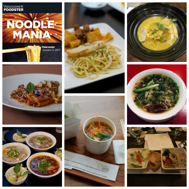 Noodle Mania on January 11, 2017