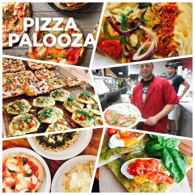 Pizza Palooza on October 16
