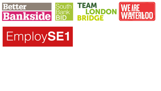 SE1 BIDs logo footer
