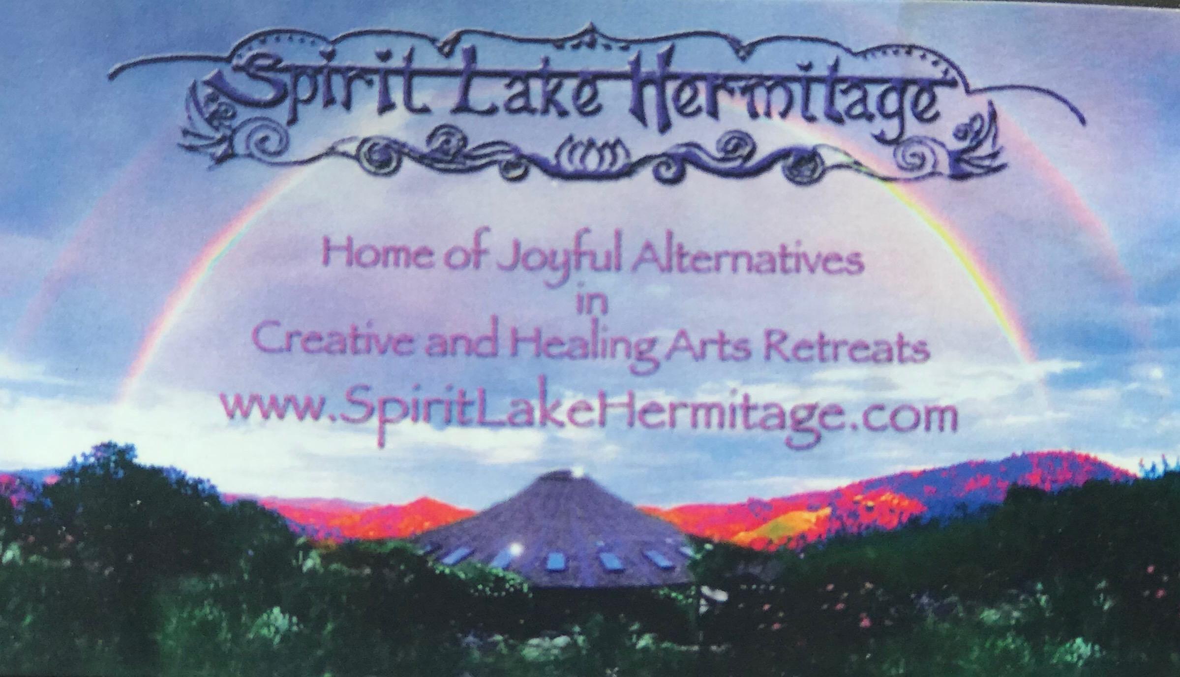 Spirit Lake Hermitage