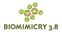 Biomimicry 3.8 logo