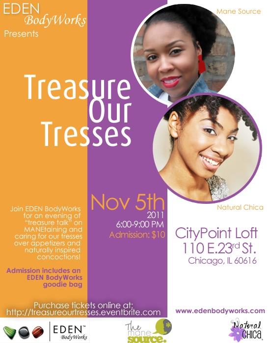 Treasure Our Tresses