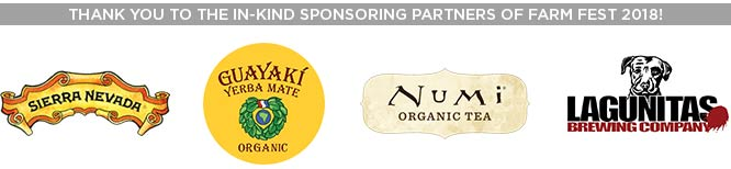 in kind sponsors