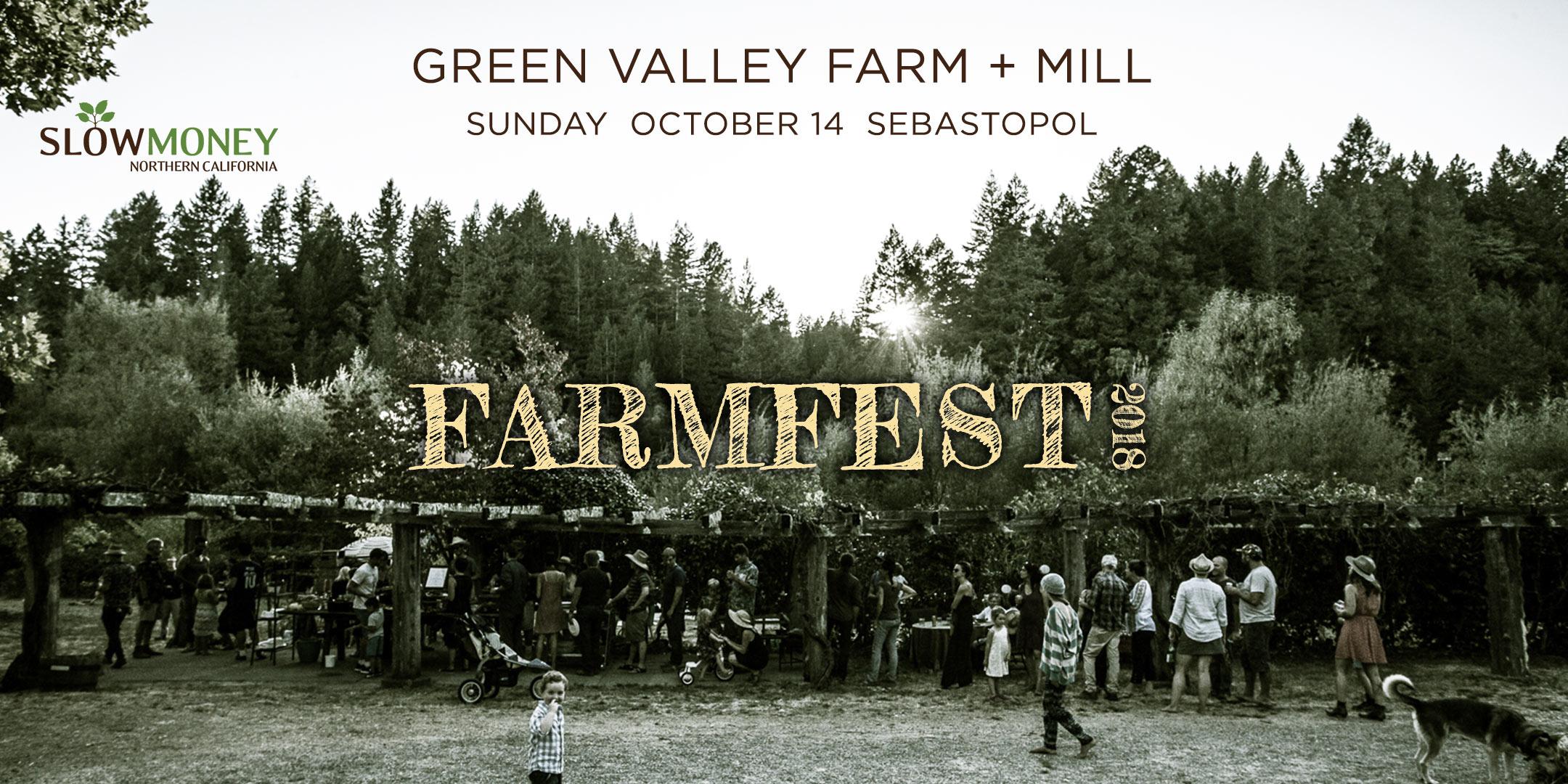 Community at Green Valley Farm + Mill