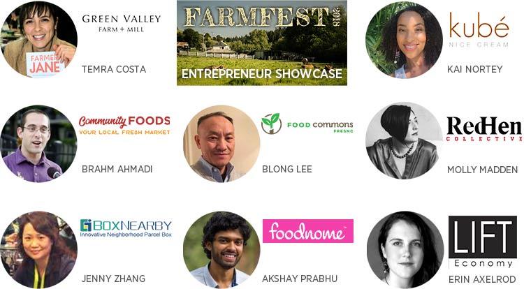 Farm Fest Showcase