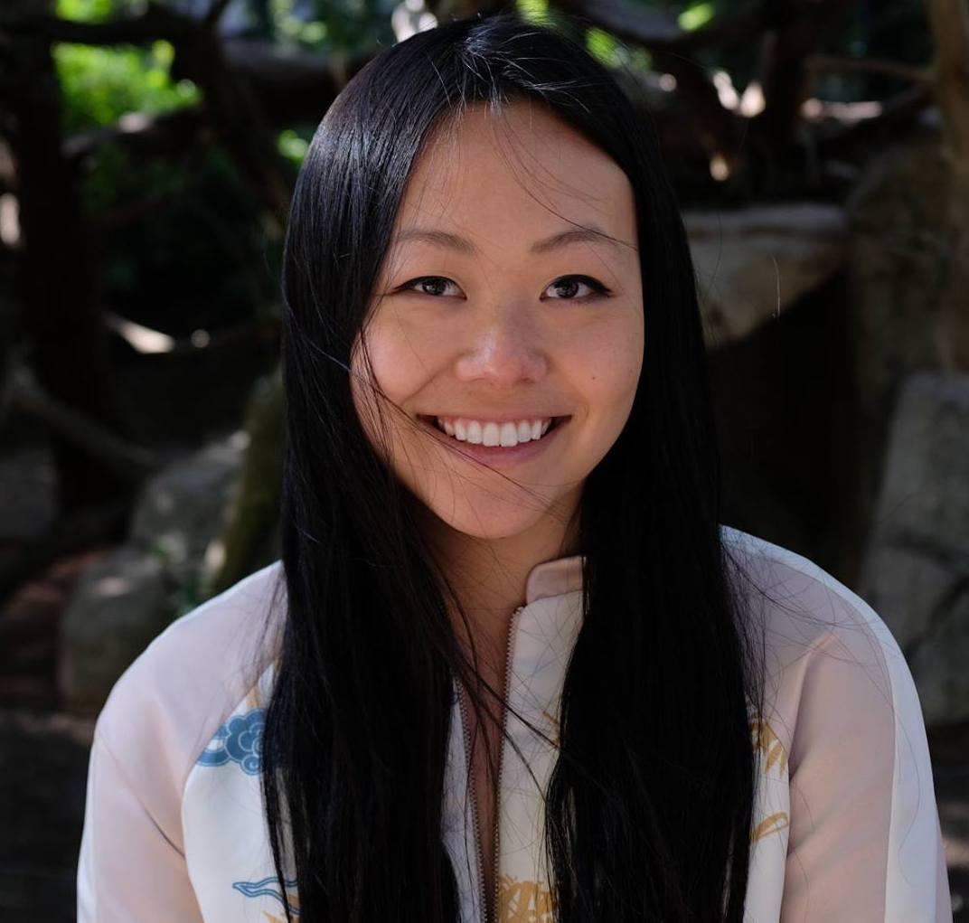 Photo of Angie Tang - Alumni Panelist