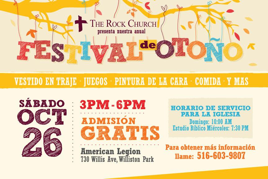 Festival de Otoño - Sábado, 27 de octubre