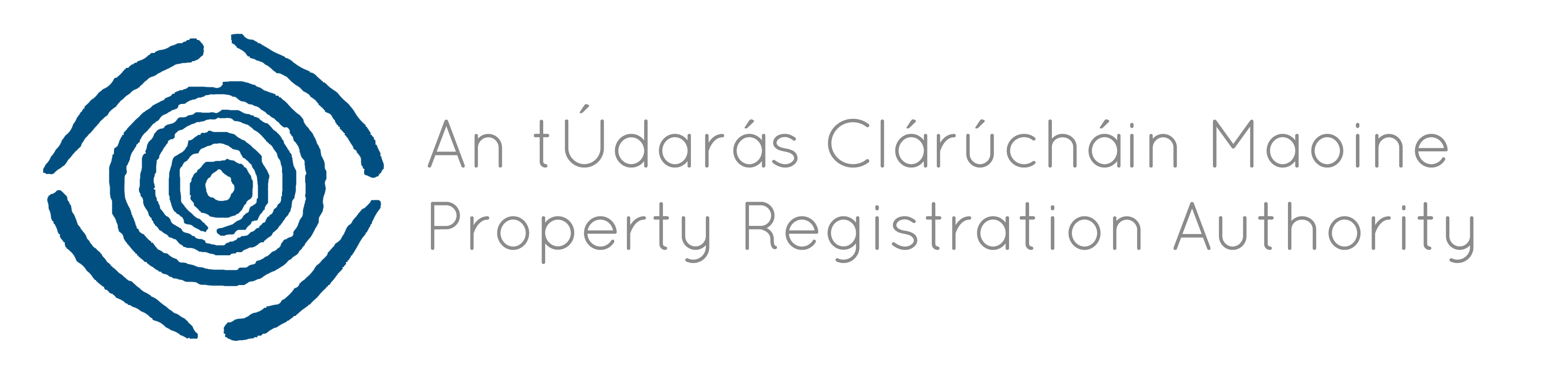 Logo of the Property Registration Authority