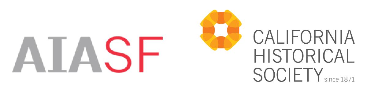 AIASF and California Historical Society logos