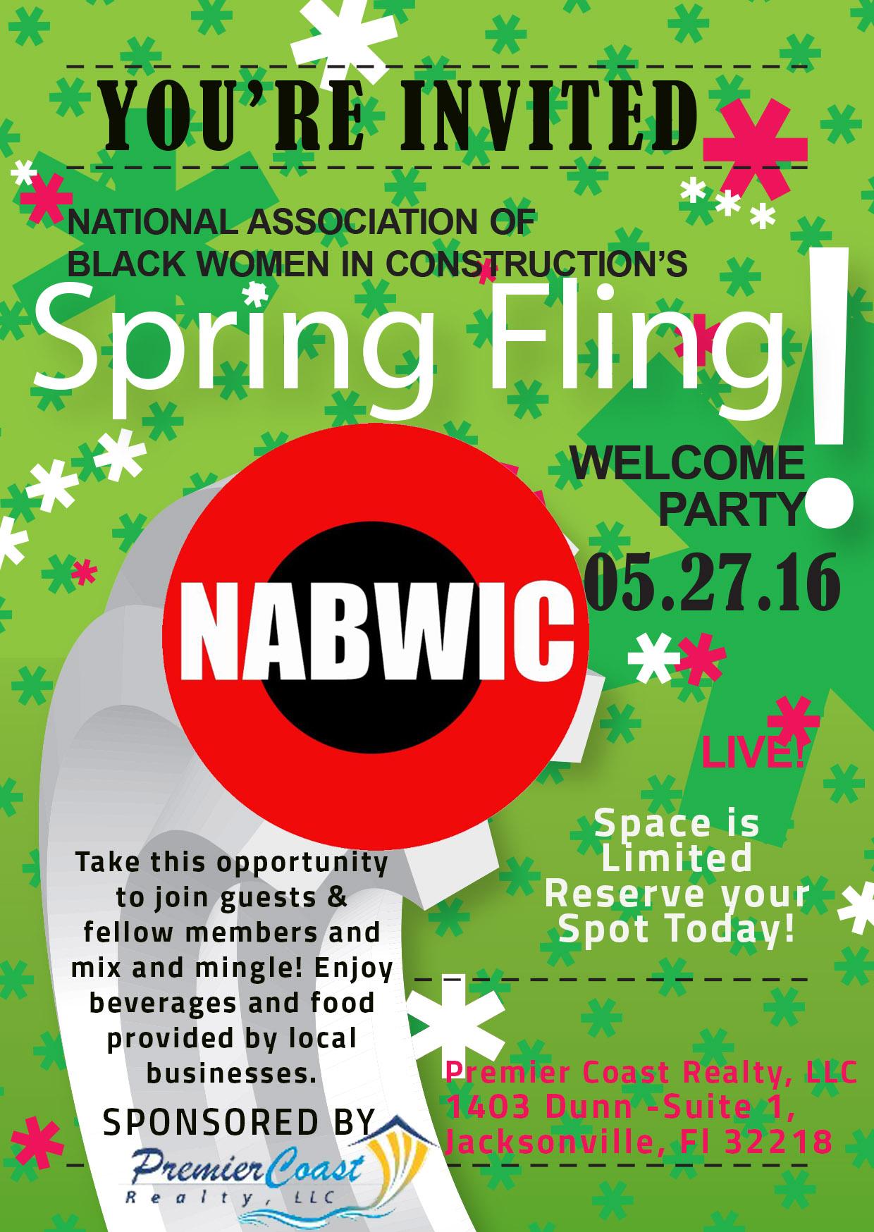 NABWIC Spring Fling