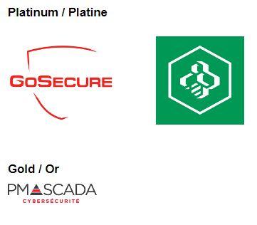 OWASP Montréal sponsors: GoSecure, Desjardins, PMScada