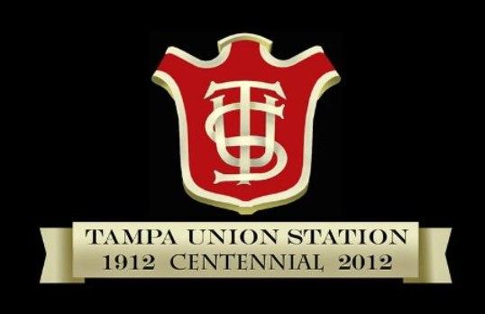 Tampa Union Station Centennial Logo