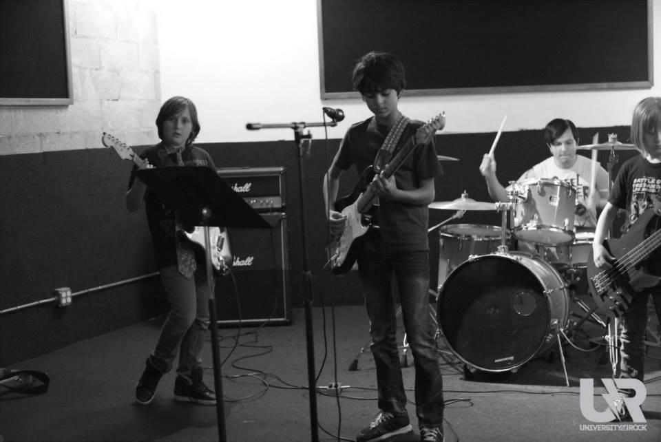 Band Shot
