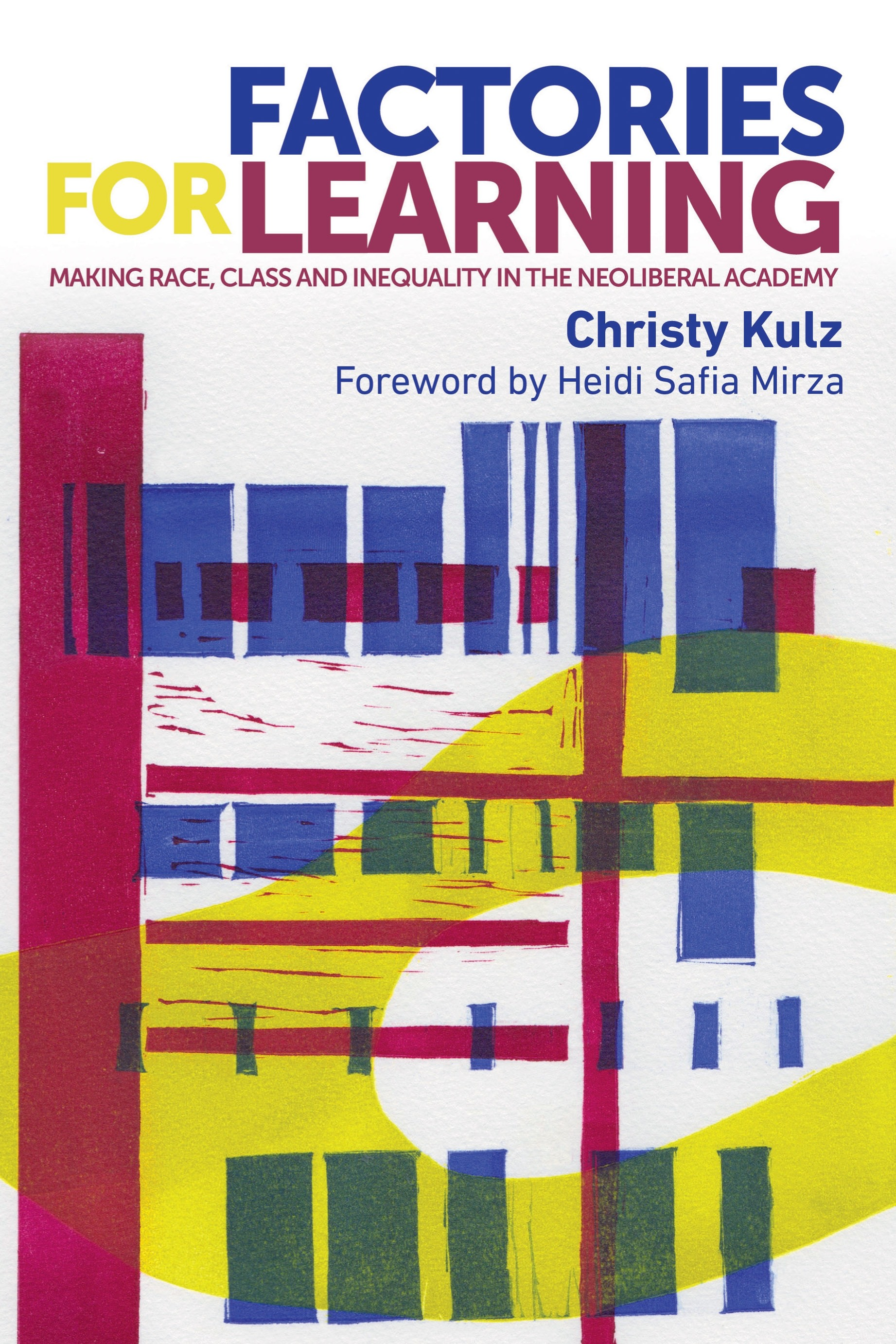 Factories for Learning book launch