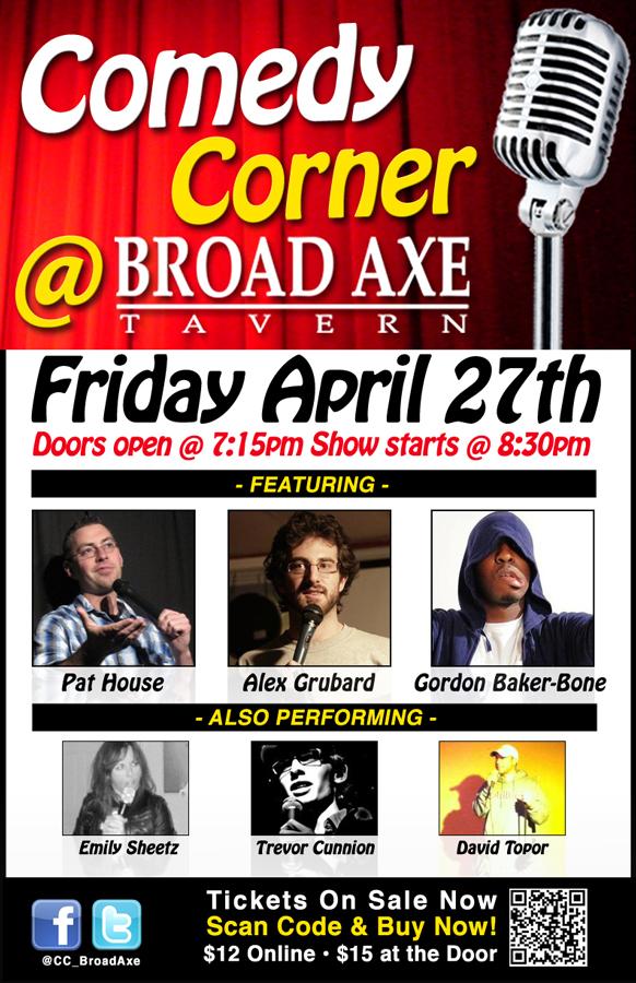 April 27th Event
