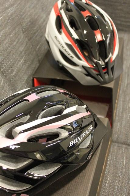 Bontrager Helmet