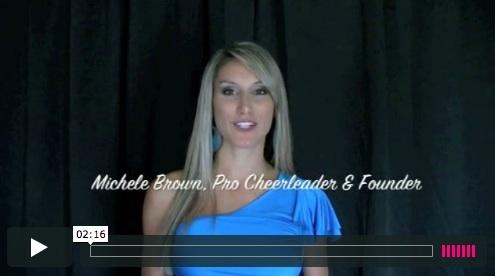 The Cheerleader In You Website