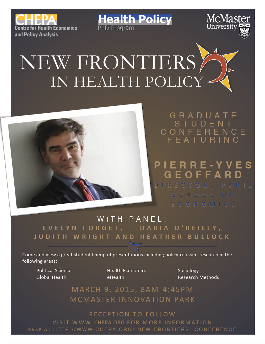 New Frontiers 2015 Poster