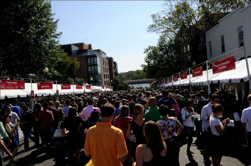 Taste of Georgetown Photo