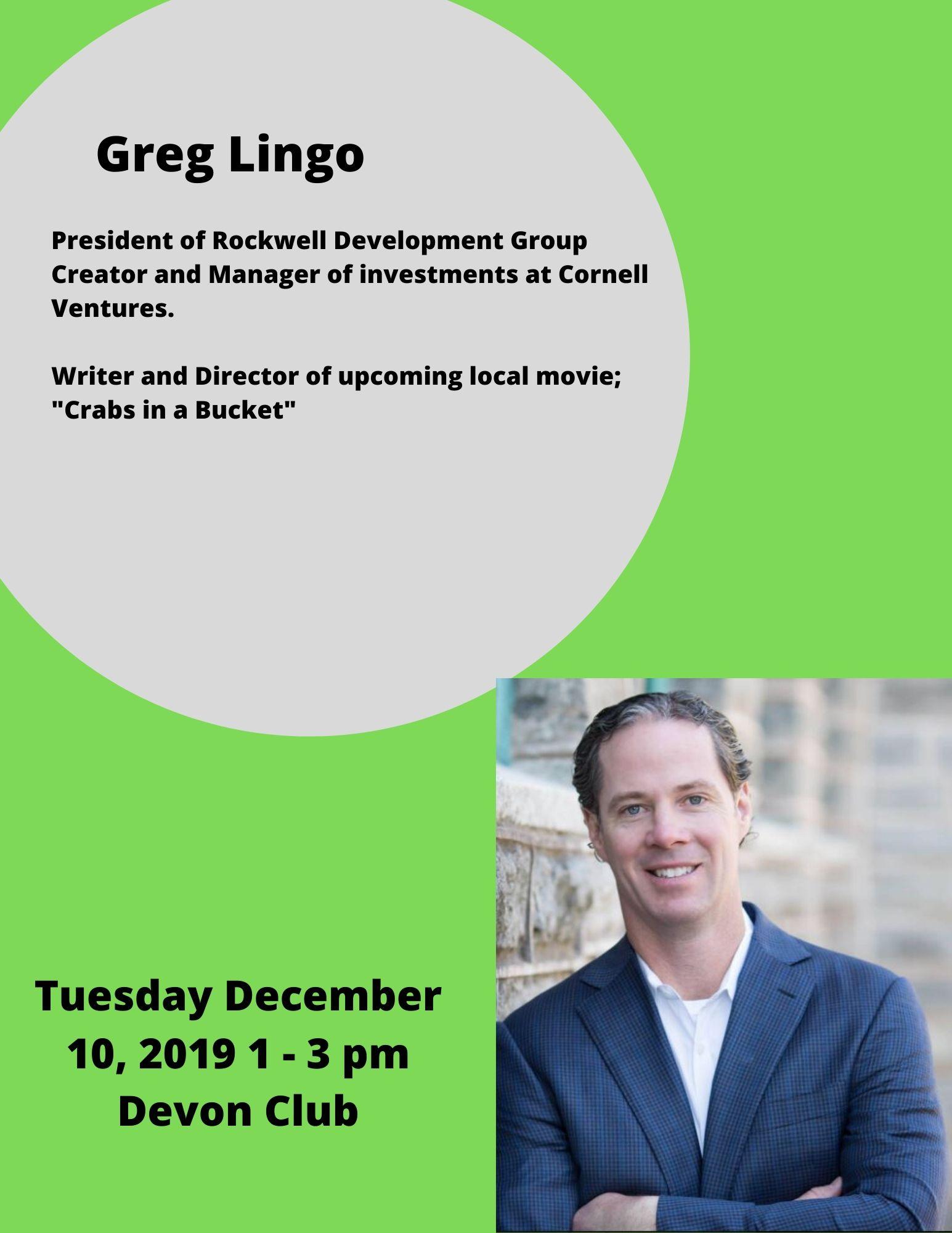 Greg Lingo