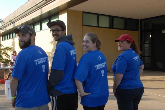 Hydration Squad-Volunteers