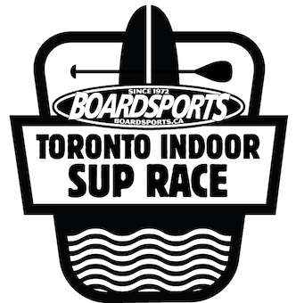 Toronto Indoor SUP Race Logo Small