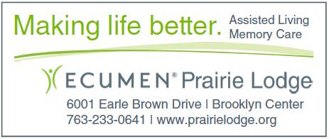 ECUMEN Prairie Lodge