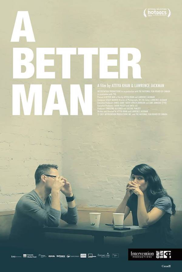 The Better Man poster