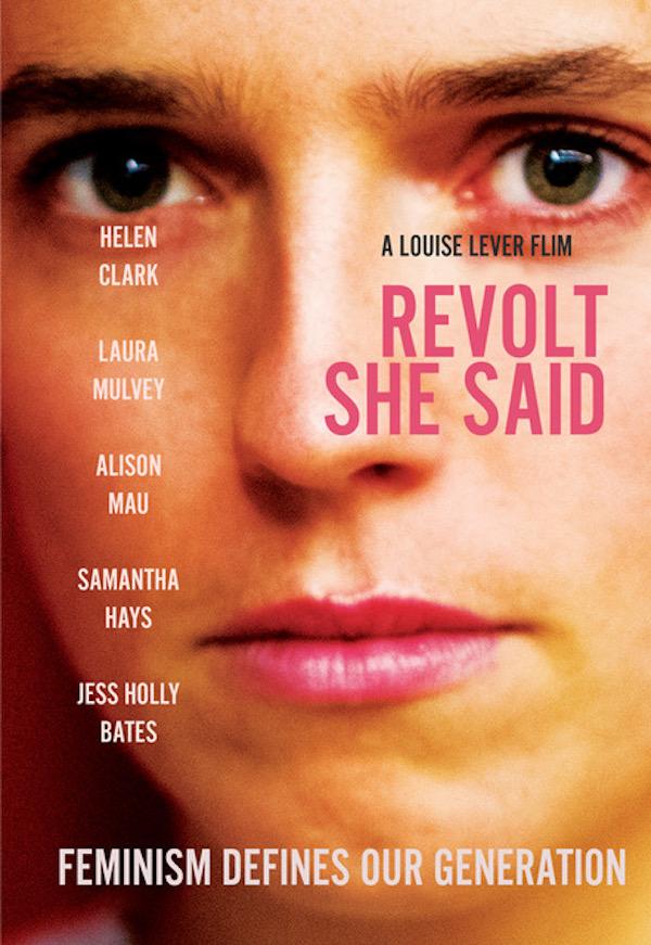 Revolt She Said
