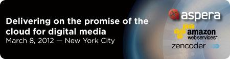 Delivering on the promise of the cloud for digital media