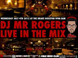 Wednesday #4thOfJulyATtheDRAKE 9pm-3am | LIVE Music by Dj...