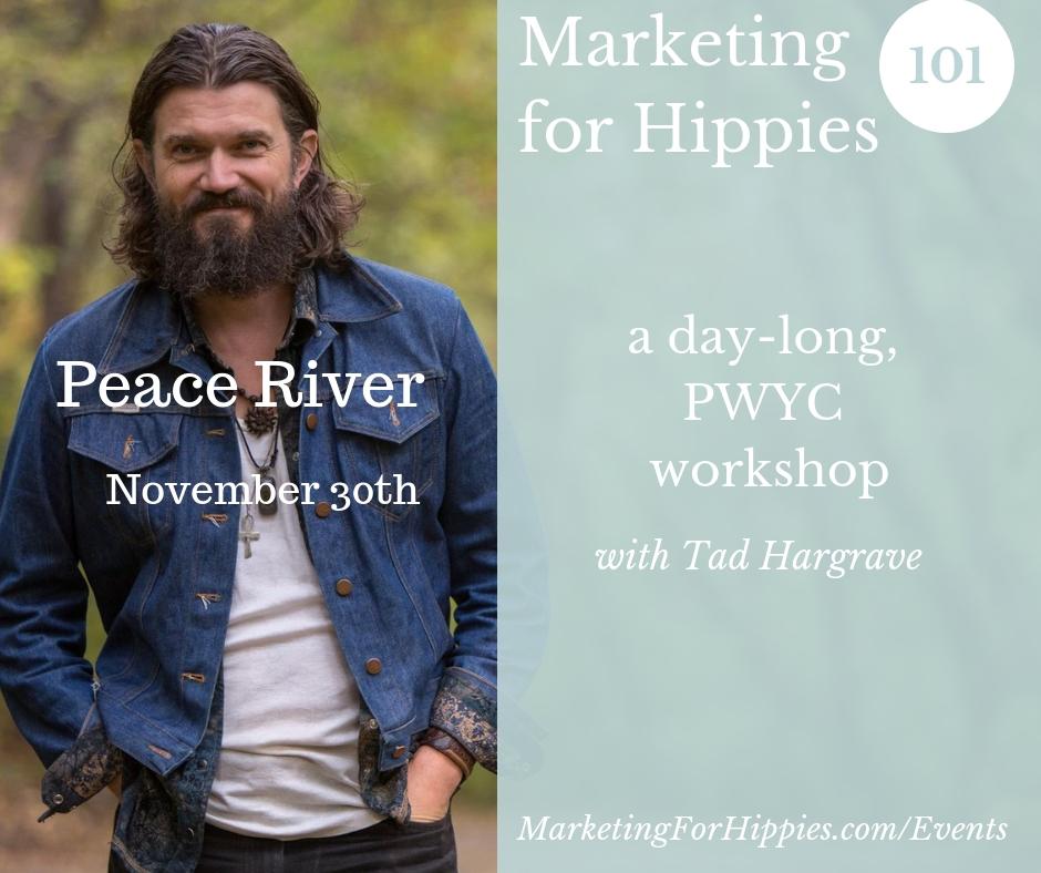 Peace River Workshop - Nov. 30th, 2018