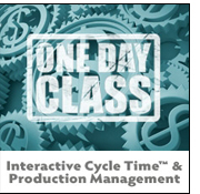 The Nuts and Bolts of Cycle Time™ and Production Management