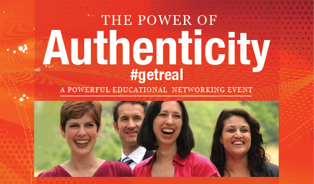 Power of Authenticity #getreal