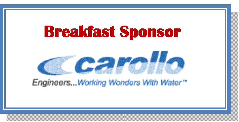 Breakfast Sponsor: Carollo Engineers