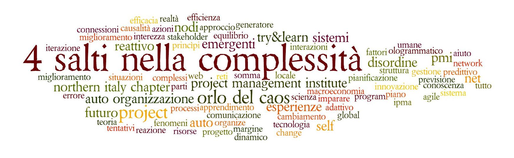 4 salti nella complessità