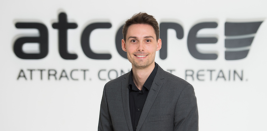 Rasmus Balling, Marketo expert, Atcore