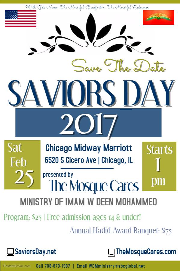 Saviors Day 2017