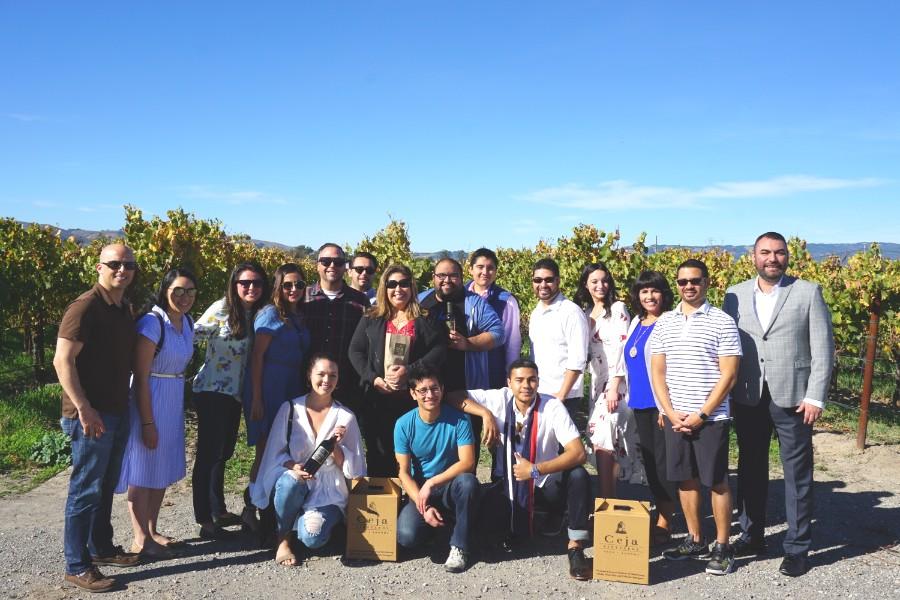 Ceja Winery - Tour de Fran 2018