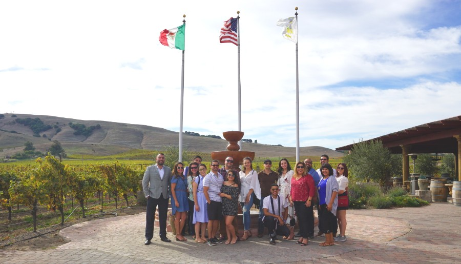 Robledo Winery - Tour de Fran 2018