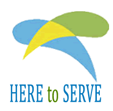 Here to Serve Help Earth