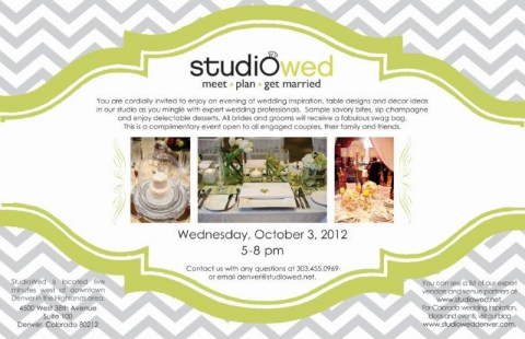 denver bridal showcase