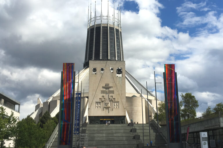 The Liverpool Metropolitan Cathedral