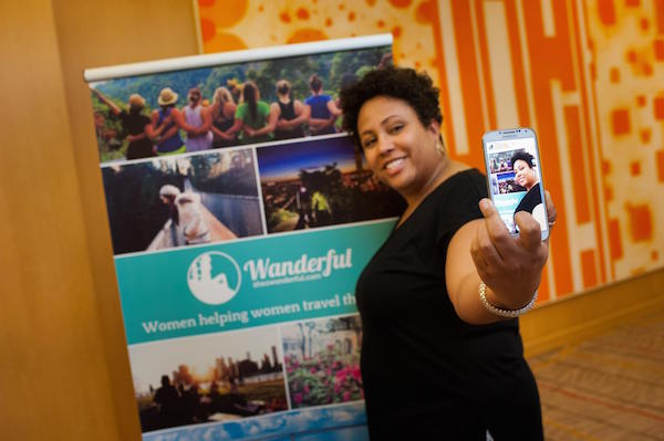 women in travel summit by wanderful