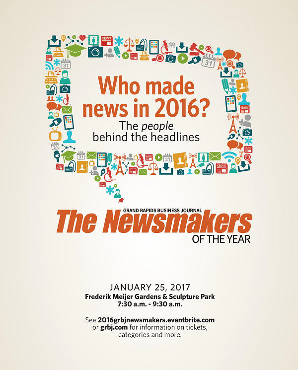 The Newsmakers of the Year