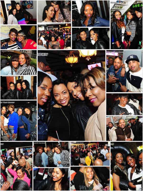 Roxbury 2013 CIAA Day party