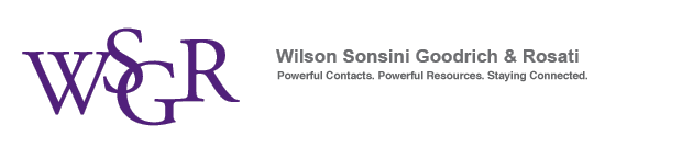 Wilson Sonsini Goodrich & Rosati Logo
