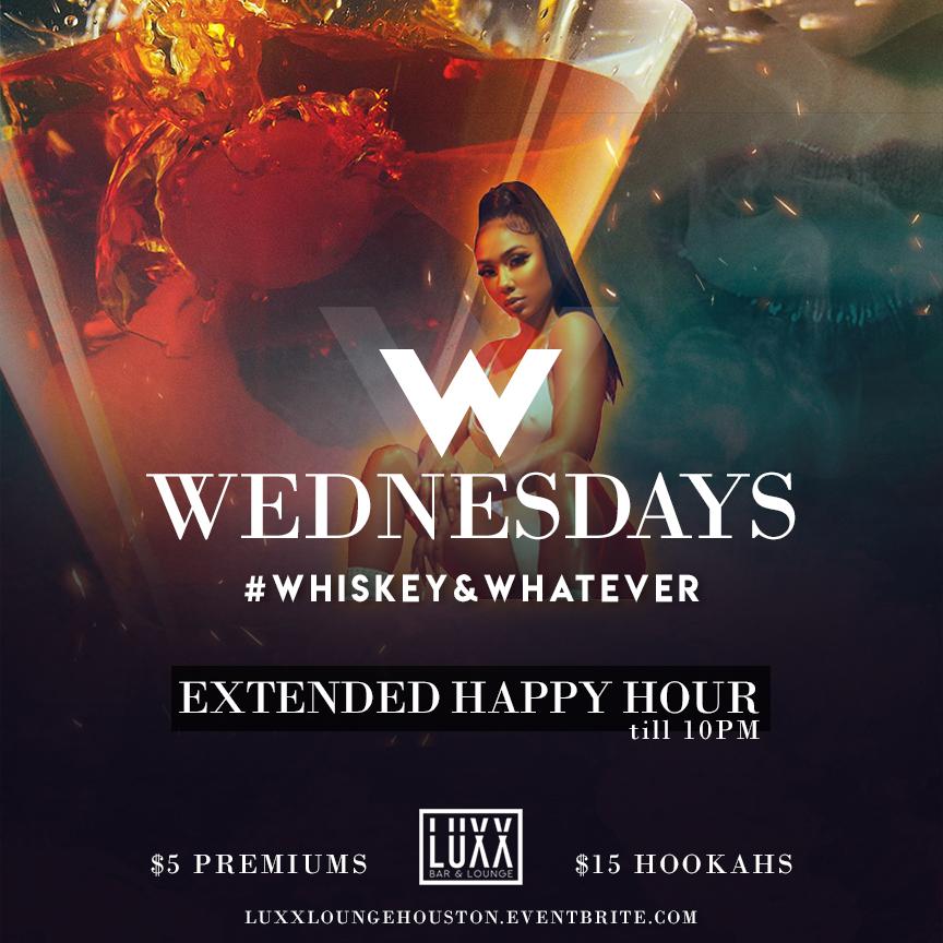 Wednesdays at Houston Bar