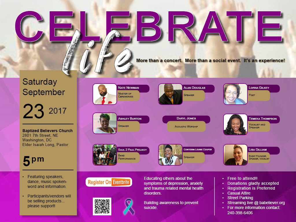 2017 Celebrate Life Flyer