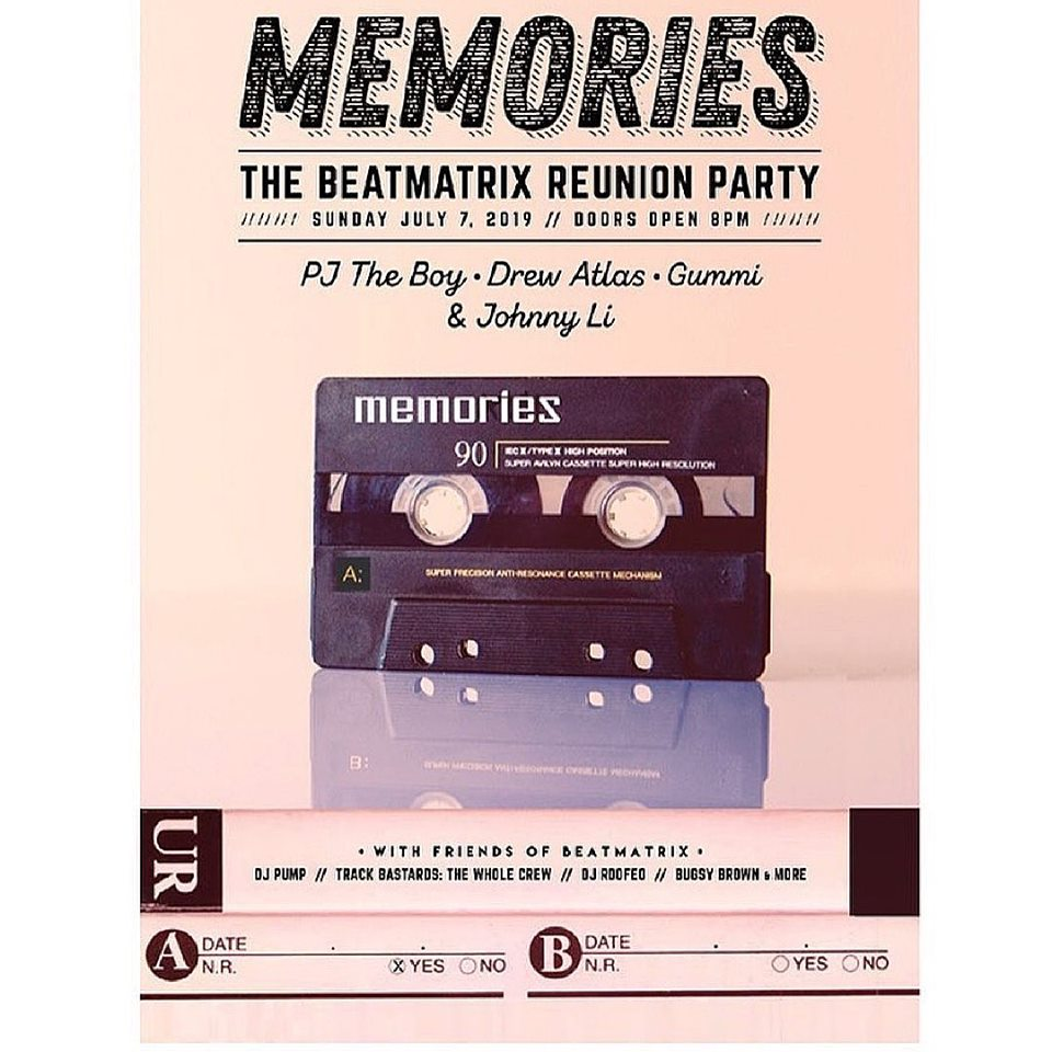 beatmatrix memories
